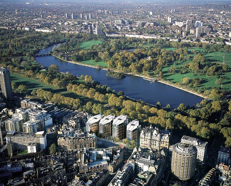 London's Hyde Park   Exclusive Apartment at London's Hyde Park on Sale for £65 Million