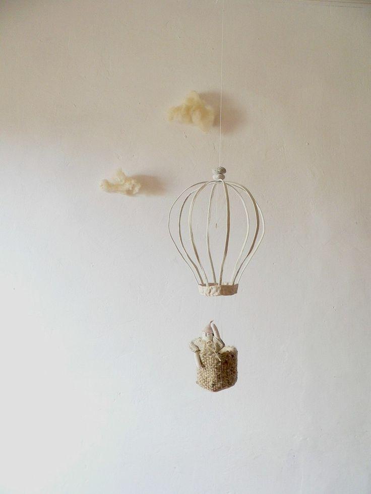 """cocon — balloon mobile """"hou hou.."""""""