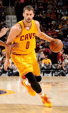 Kevin Love / Cleveland Cavaliers