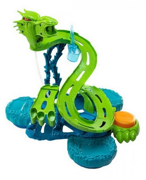 hot wheels - h2o action