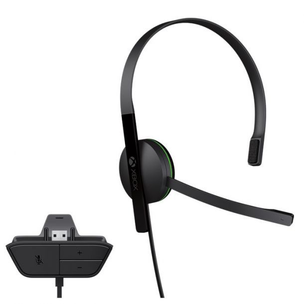 Xbox One and Chat Headset: Awesomeness in a Bundle