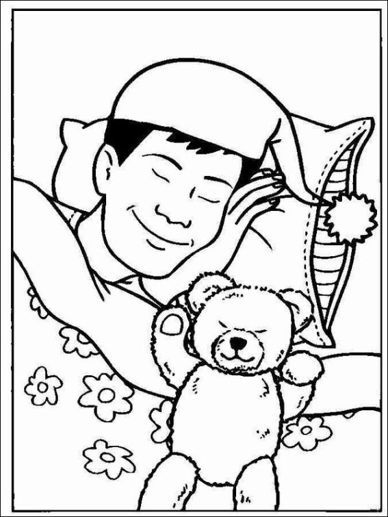 sprout character coloring pages - photo#12