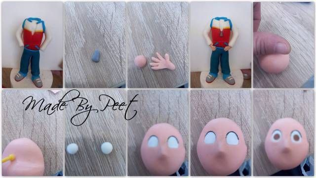 Ryder From Paw Patrol tutorial