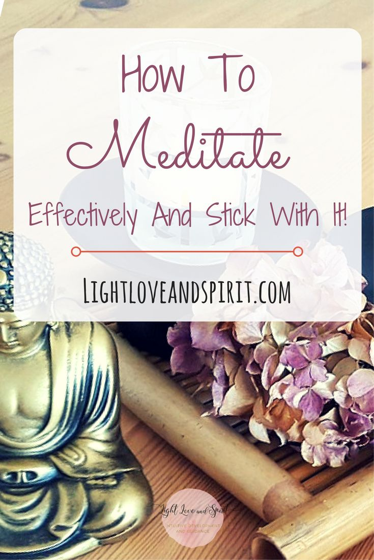 Meditation is the key ingredient to developing your intuitive abilities. You simply can not grow or evolve your understanding of universal consciousness without first tapping into your own. So many people wish to skip the meditation and head straight for spirit communication – like talking to their spirit guides. You have to meditate to start… Continue reading How To Start Meditating Regularly And Effectively