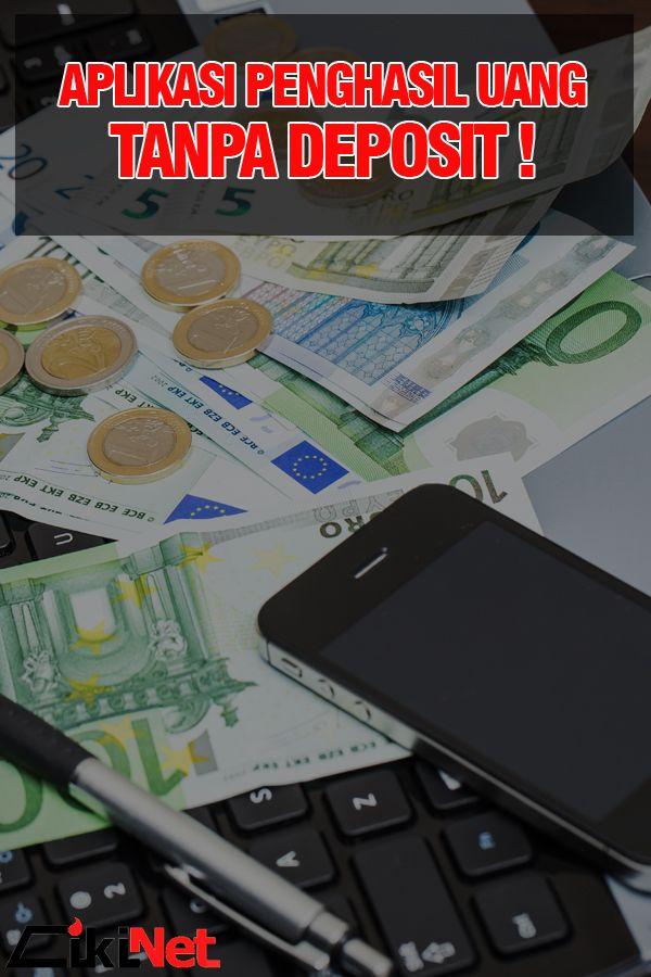Pin Di Aplikasi Penghasil Uang Terpercaya