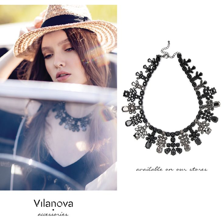 Festival Mood - Summer Collection by Vilanova Accessories #vilanova #vilanova_accessories #summer #collection #festival #mood #necklace