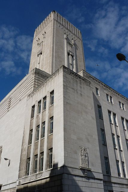 Liverpool Art Deco | Flickr - Photo Sharing!