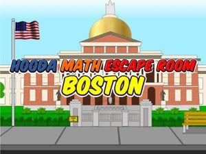 Hooda Math Escape Room Boston Math Math Games Math Tutorials