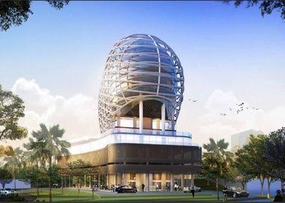 carstensz residence angsuran 7 jutaan perbulan, konsep mewah module pertama di indonesia dengan ceiling 3,5mtr dan coridor 4mtr