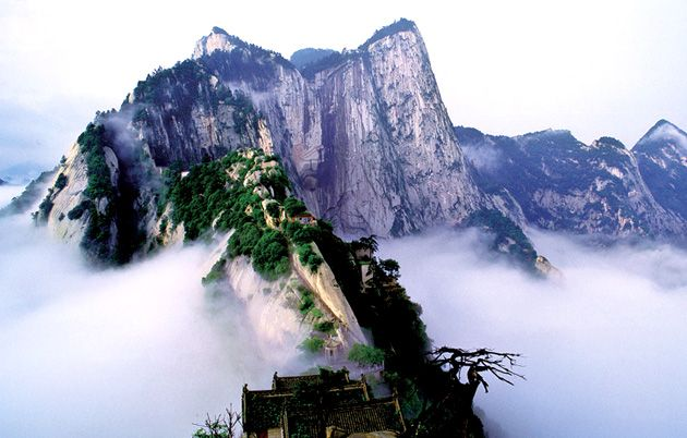 This hiking tour takes in stunning rural landscapes, symbolic of China and captured by famous Chinese poets and painters, such as the Yellow Mountain (Huangshan) and the karst hills of Guilin.