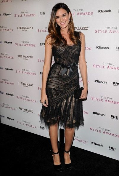 Odette Annable Photos: 2010 Hollywood Style Awards