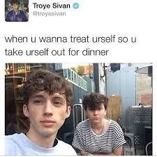 Troye Sivan and Miles McKenna
