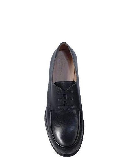 Deux Souliers / ドゥ・スーリエのCrest #2 プラットフォームシューズ (ブラック) #DeuxSouliers #ドゥスーリエ #スペイン #spain #ブーツ #ブーティー #boots #サイドゴア #サンダル #sandal #sandals #プラットフォーム #チャンキーヒール #shoes #シューズ #ブランド #インポート #スリッポン #パンプス #レザー #シューズ #靴 #靴職人 #ブーティ #ブーツ #ブラック #black #グレー #grey #drdenim #ドクターデニム #ootd #outfit #outfitoftheday #コーデ #コーディネート #commedesgarcons #コムデギャルソン #drmartens #ドクターマーチン #apc #アーペーセー #リンネル #ナチュラル #fashion #ファッション #レディース #メンズ