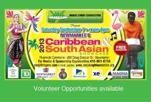 Caribbean and South Asian Showcase