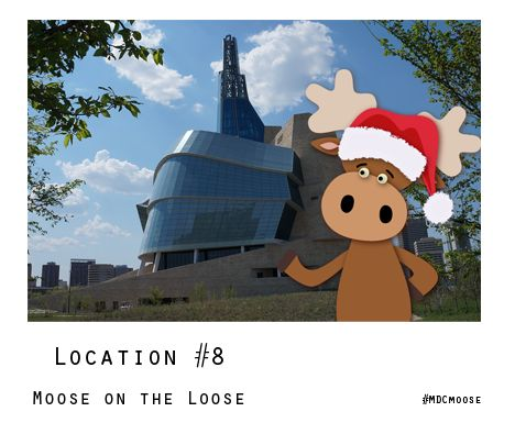 WIN a #MDCmoose holiday ornament by visiting facebook.com/muscle.ca for more info