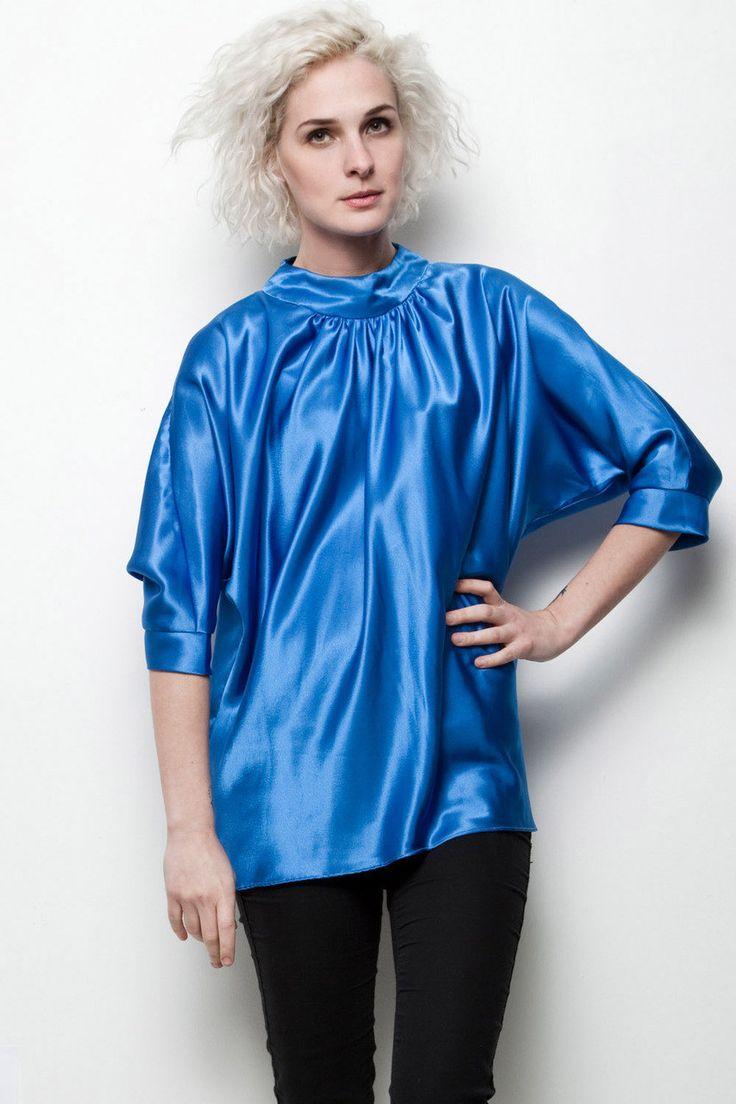 17 best images about satin blouse on pinterest satin blue satin and silk shirts. Black Bedroom Furniture Sets. Home Design Ideas