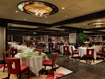 Michelin One Star Chinese cuisine Hoi King Heen