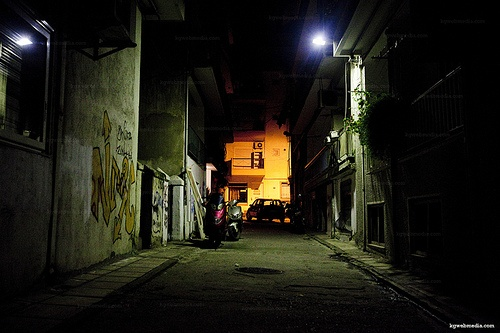 Greek Alley - Thessaloniki
