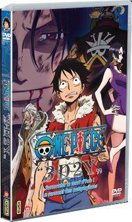 Cet Épisode Spécial (Oav), comme son nom l'indique, aura pour vedette :  One Piece – 3D2Y ~ Langue : VF/VOSTF | Disponible en :DVDà 14,99€ •Combo DVD/Blu-rayà 19,99€ ~ ⚓_Øne_Piece_⚓