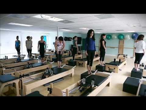 Allison Beardsley - Club Pilates - YouTube