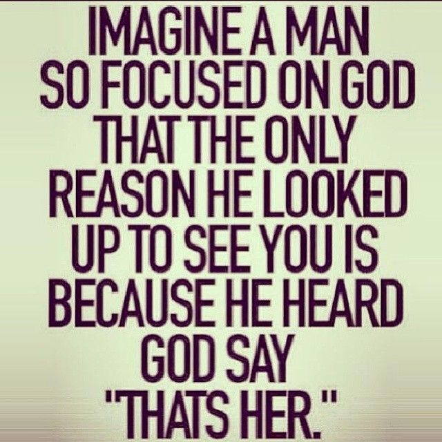 Love this he tells me god just put me on his heart I wasn't wanting a relationship and god sent him to me ;)