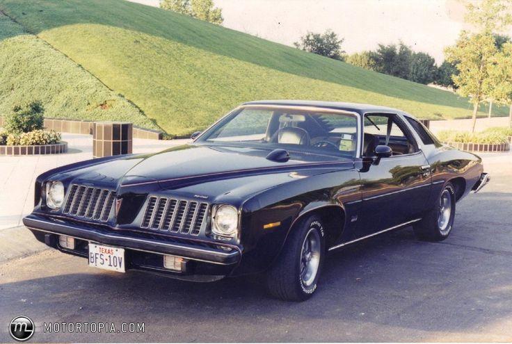 1974 Pontiac Grand Am (Tin Indian)