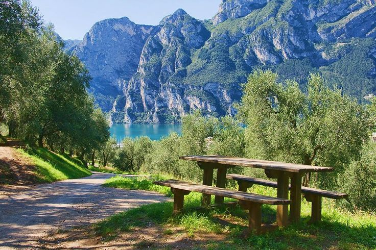 Not only water, but also #mountains, #trekking, itinerary with breathtaking…