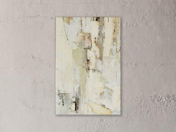 Impression haute définition sur toile tendue de ma peinture abstraite: « Blanc »  Taille disponible :  12 x 8 (30 cm x 20 cm)  Limpression est faite avec haute résolution, sur imprimante professionnelle EPSON STYLUS PRO 11880, utilisant des encres et toile darchives de haute qualité.  Cette pièce provient de mon vendu peinture « Blanc ». À lorigine ma peinture était dans la taille différente, et ce fragment est lun des coups de feu étant considérées comme une close up. Chaque fragment a été…