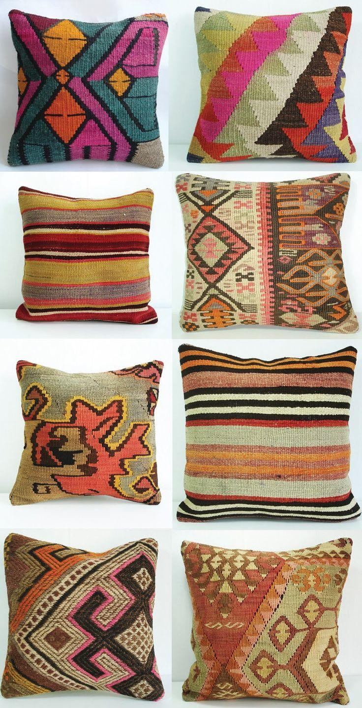 Antique Turkish Pillows
