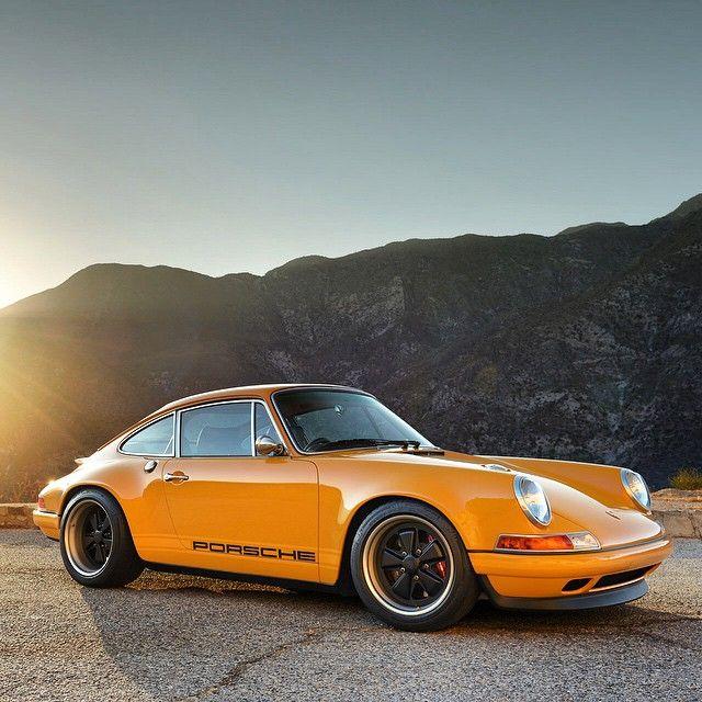 Top Porsche Cars: 75 Best Images About Classic & Custom Porsches On