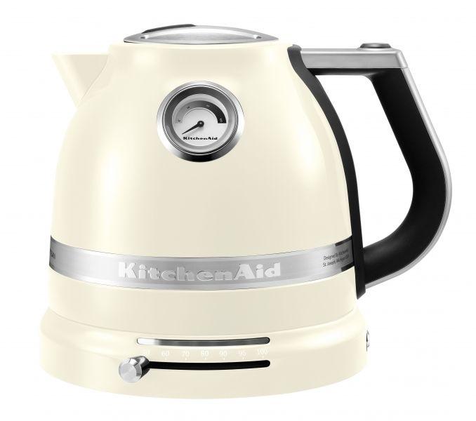 KitchenAid Artisan Vattenkokare 1,5 Liter Creme