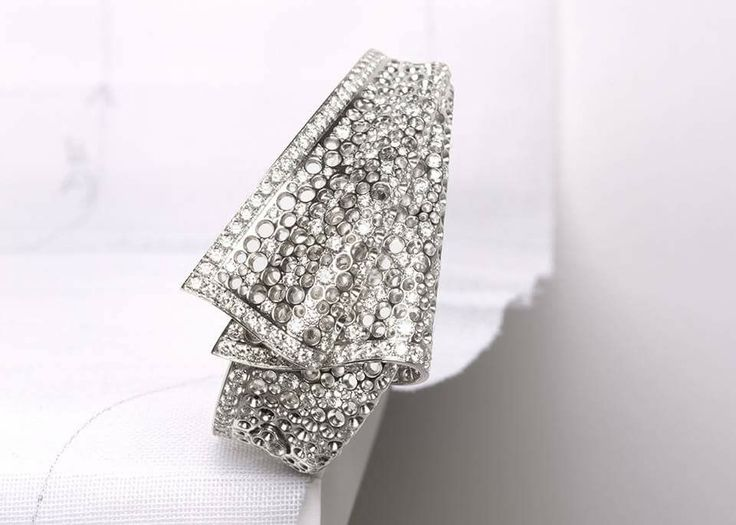 Dior libre plumetis bracelet