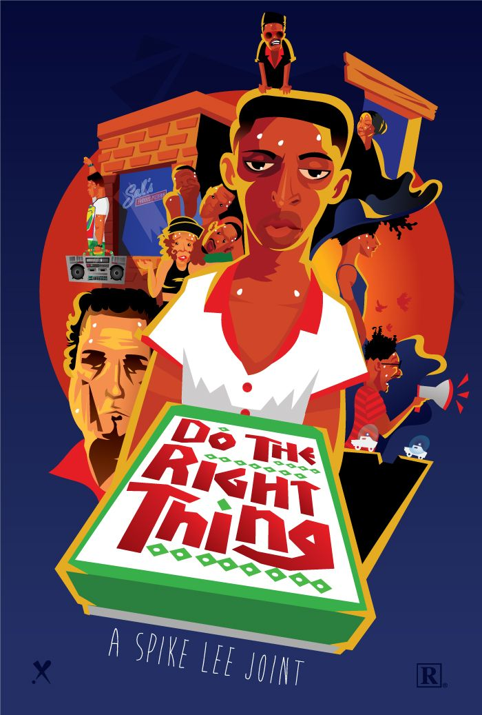 Do the right thing essay challenge