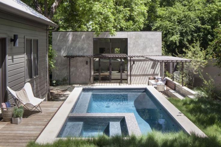 Μια κατοικία που έχει εμπνευσμένη εσωτερική διακόσμηση και δημιουργική εκμετάλλευση των εξωτερικών χώρων...