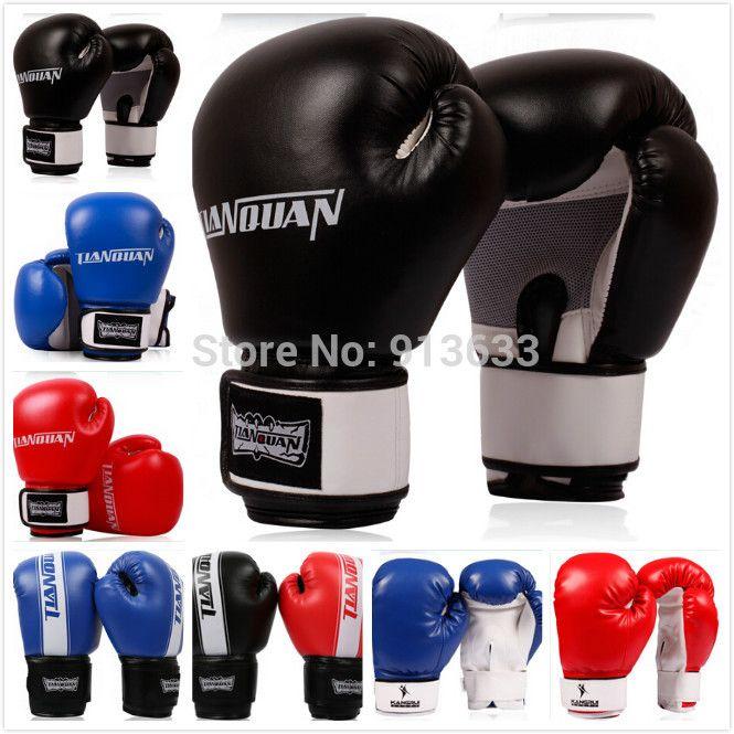 Бесплатные качества доставка товаров продавать, как горячие пирожки боксерские перчатки кулаки/тип вентиляции/черный Красный Синий