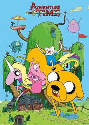 Adventure Time Merchandise, Clothing & Accessories - Buy Online at Grindstore.com