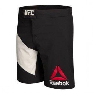 SHORT UFC OCTAGON - Black/Chalk
