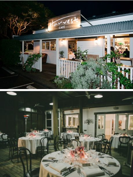 WEDDING VENUE: Harvest Cafe (Newrybar NSW). View on The LANE: http://thelane.com/the-directory/harvest-cafe