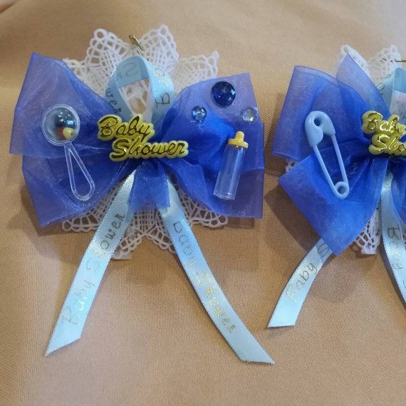 The 25+ Best Blue Baby Showers Ideas On Pinterest | Boy Baby Showers, Baby  Shower Crafts And Baby Shower Pin