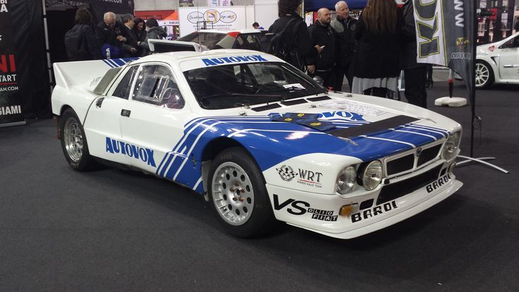 Lancia 037 WRC