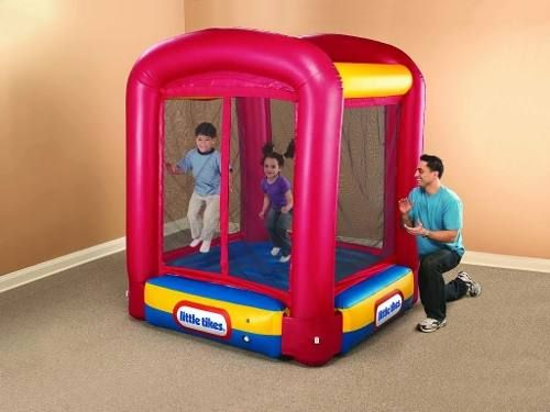 Brincolin Inflable Little Tikes Bounce House Trampoline 2300