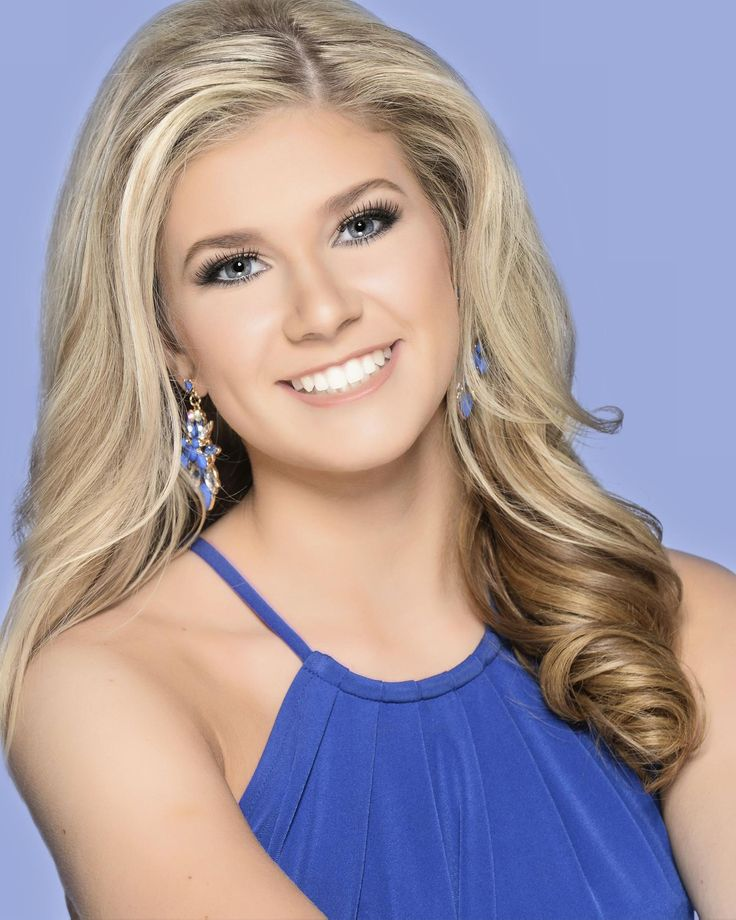 2016 USA National Miss Southeast Jr. Teen -  Lizzie Roper