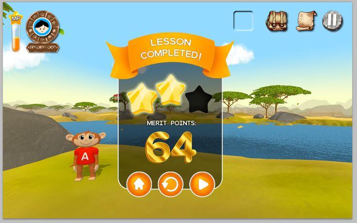 #SpanishSafari Scoreboard. #LearnSafari #LearnSpanish