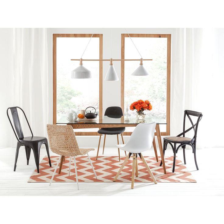 Stühle weiß kunstleder  10 besten Stuhl, Stühle Bilder auf Pinterest | Eiche, Kunstleder ...