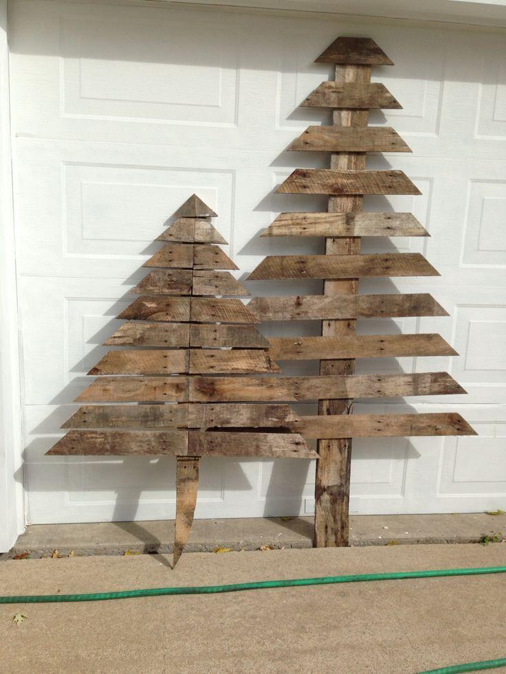 30 best Christmas Pallet Idea images on Pinterest ...