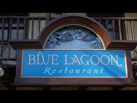 Disneyland Paris Blue Lagoon Restaurant version 2014 - YouTube