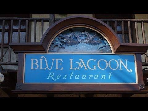 Disneyland Paris Blue Lagoon Restaurant version 2014 - YouTube