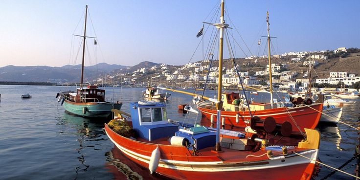 Explore Mykonos in the fall while the Belvedere Hotel stays open!