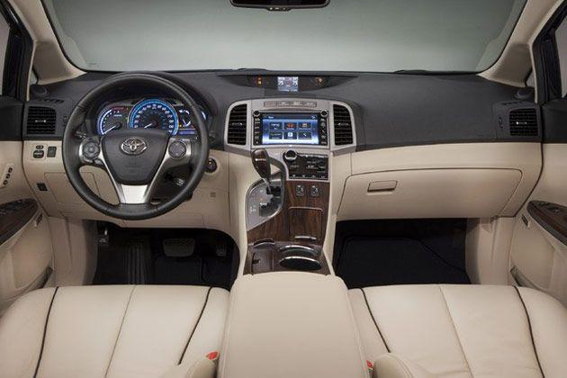 2015 toyota venza  | 2015 Toyota Venza Interior