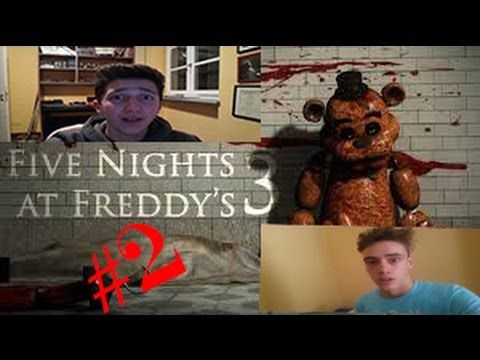 Five quits at Freddy's 3  #2   GAMEPLAY ITA  